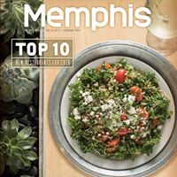 February 2018, Memphis magazine