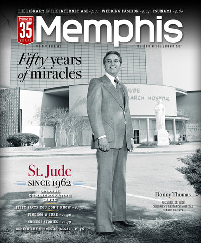 January 2012, Memphis magazine