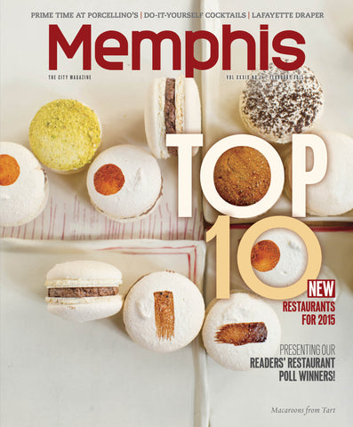 February 2015, Memphis magazine