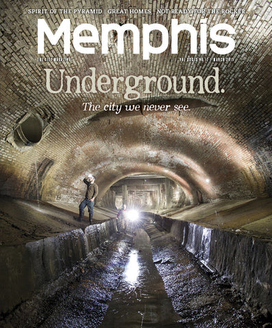 March 2015, Memphis magazine
