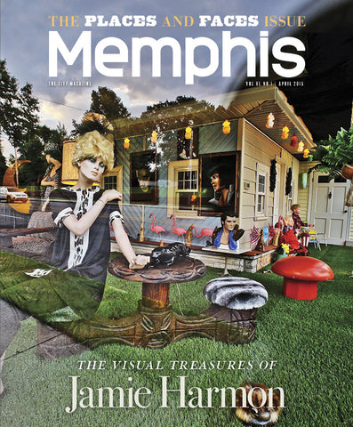 April 2015, Memphis magazine