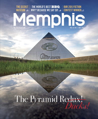 May 2015, Memphis magazine
