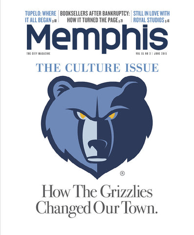 June 2015, Memphis magazine