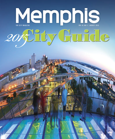 August 2015, Memphis magazine