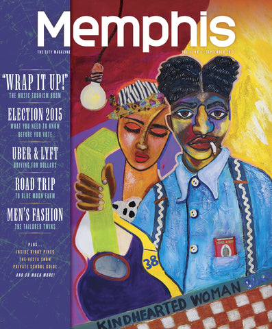 September 2015, Memphis magazine