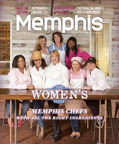 October 2015, Memphis magazine