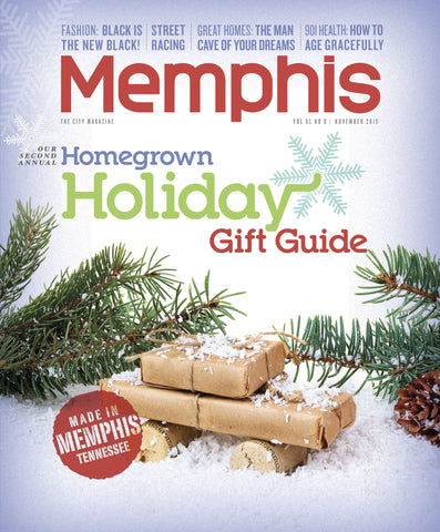 November 2015, Memphis magazine