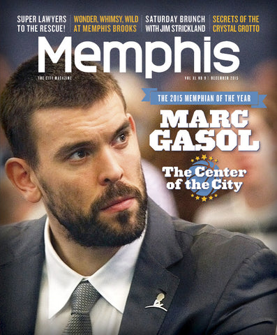 December 2015, Memphis magazine