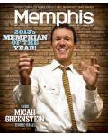 December 2013, Memphis magazine