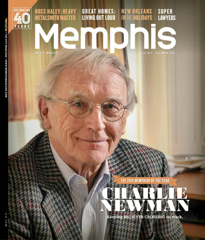 December 2016, Memphis magazine