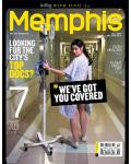 July 2009, Memphis magazine