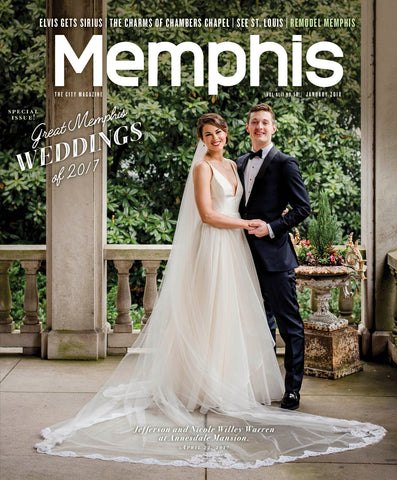January 2018, Memphis Magazine