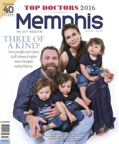 July 2016, Memphis Magazine