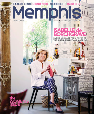 October 2017, Memphis magazine
