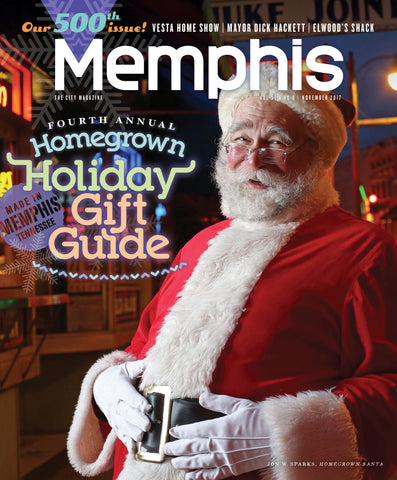 November 2017, Memphis magazine