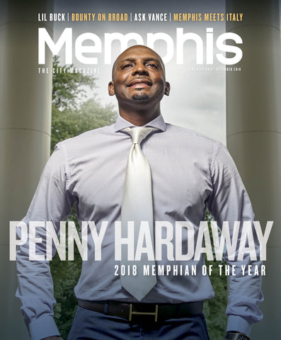 December 2018, Memphis magazine