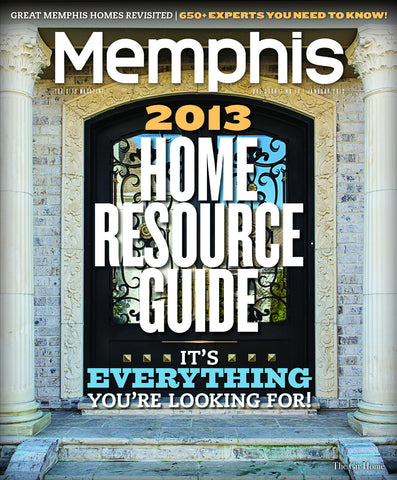 January 2013, Memphis magazine