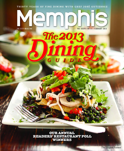 February 2013, Memphis magazine