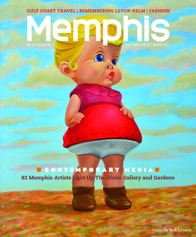 March 2013, Memphis magazine