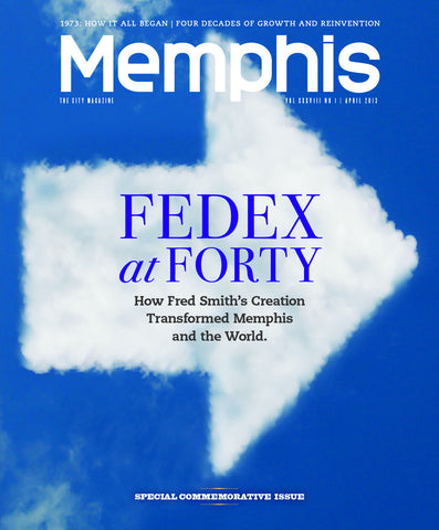 April 2013, Memphis magazine