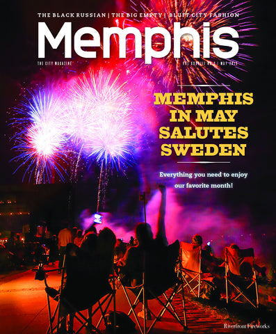 May 2013, Memphis magazine