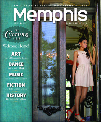 June 2013, Memphis magazine