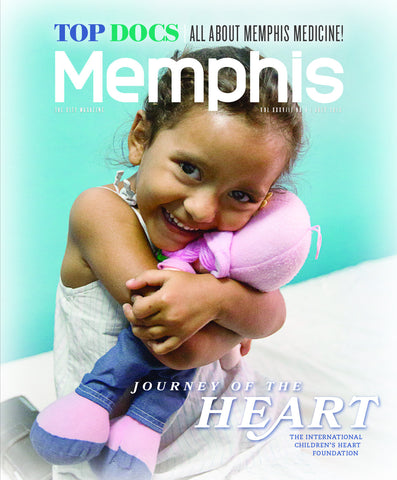 July 2013, Memphis magazine