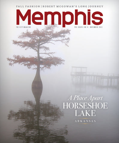 November 2012, Memphis magazine