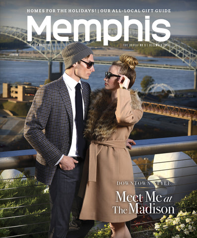 December 2012, Memphis magazine