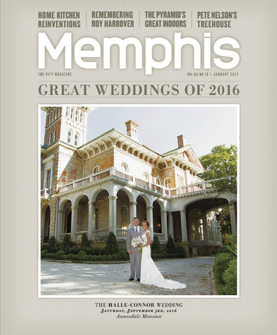 January 2017, Memphis magazine