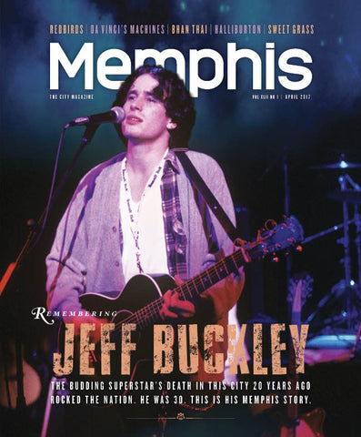 April 2017, Memphis magazine