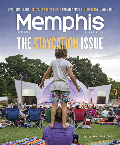 May 2017, Memphis magazine