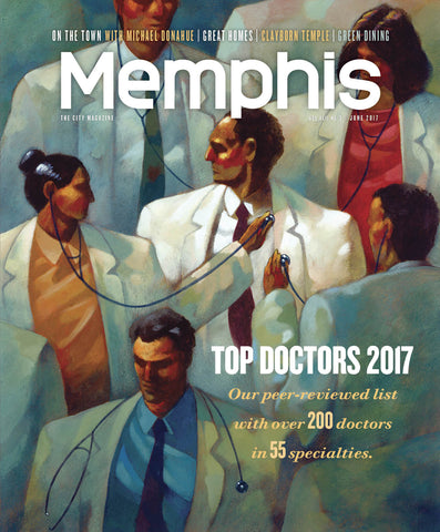 June 2017, Memphis magazine