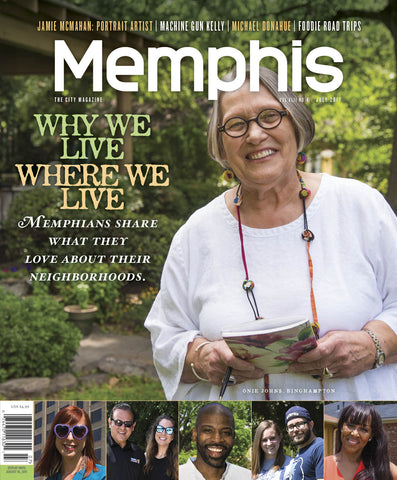 July 2017, Memphis magazine