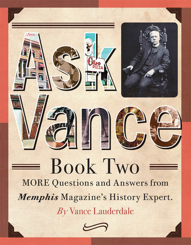 2003, Ask Vance, Book Two