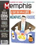 February 2014, Memphis magazine