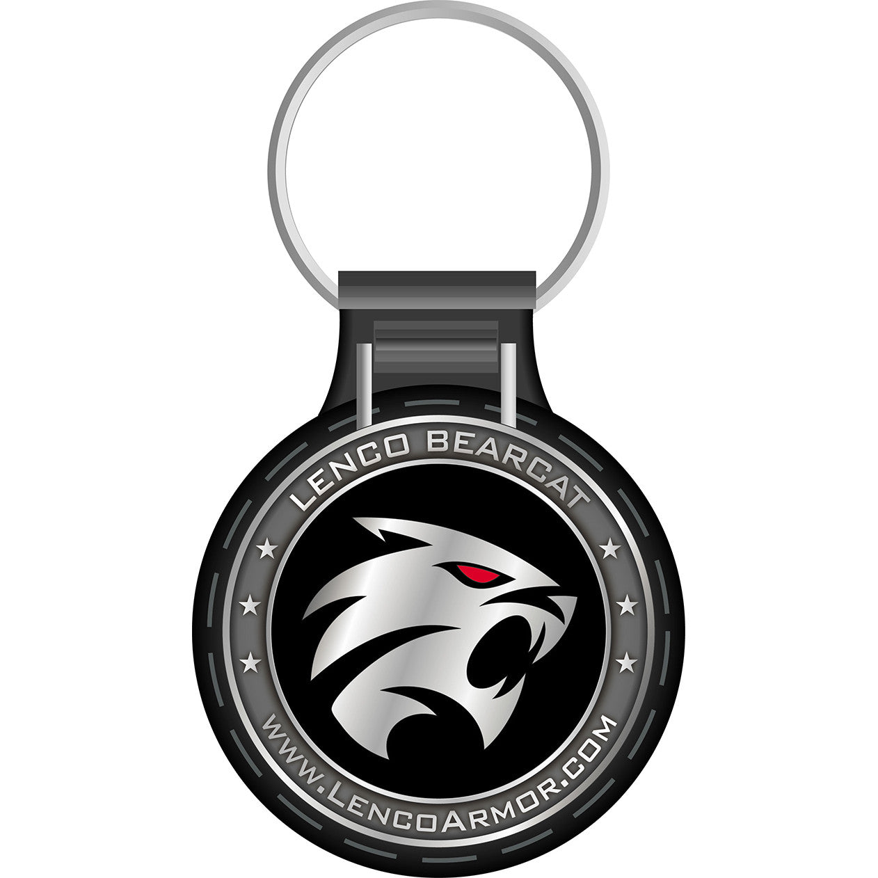 Lenco Bearcat Key Chain Lenco Pro Shop