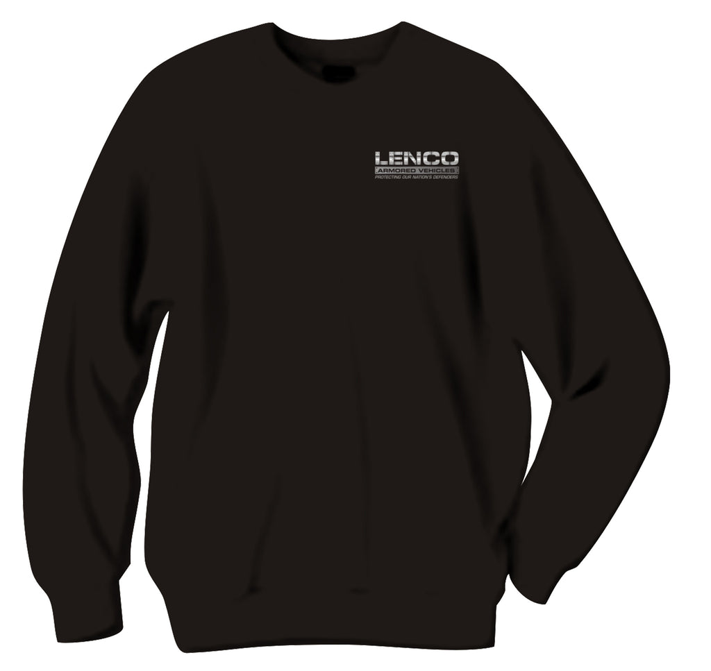 Lenco BearCat Crew Neck Sweatshirt