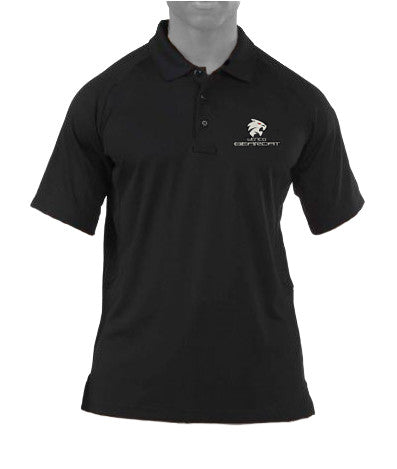 Lenco Polo Shirt - Black