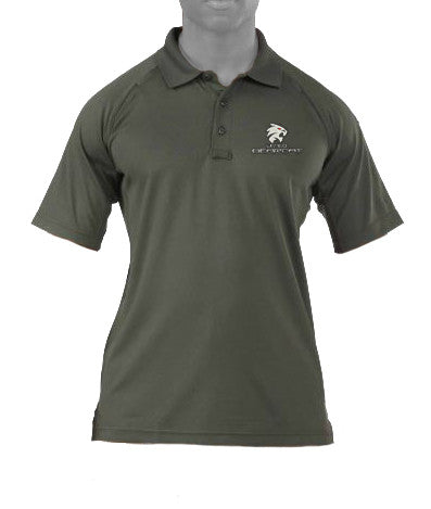 Lenco Polo Shirt - TDU Green