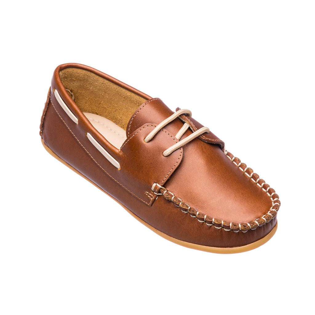 Regatta Boat Shoe-Natural