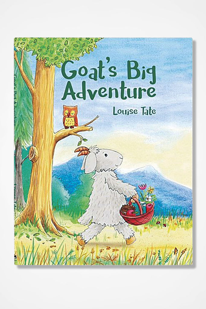 Goat's Big Adventure Book by Jellycat®