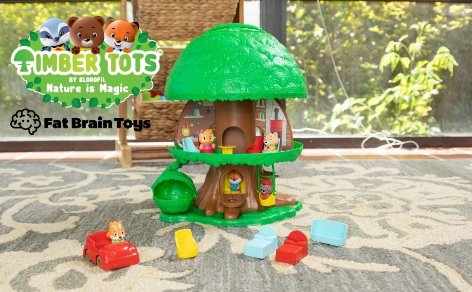 Timber Tots Treehouse