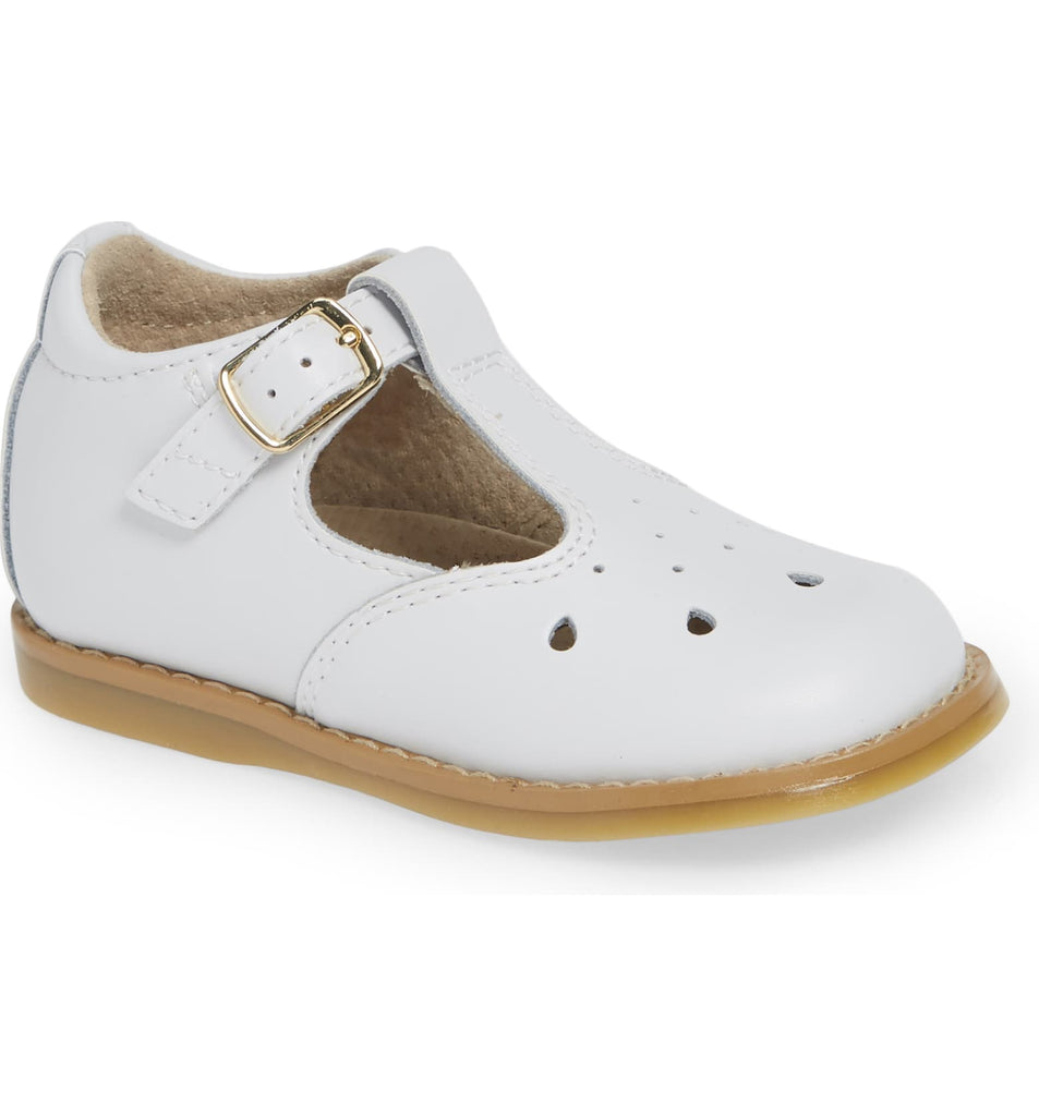 Harper Mary Jane FOOTMATES white