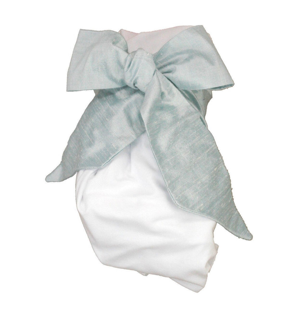 Silk Bow Swaddle