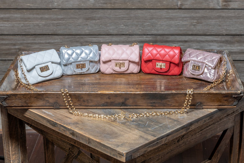 Quilted Purse PU001