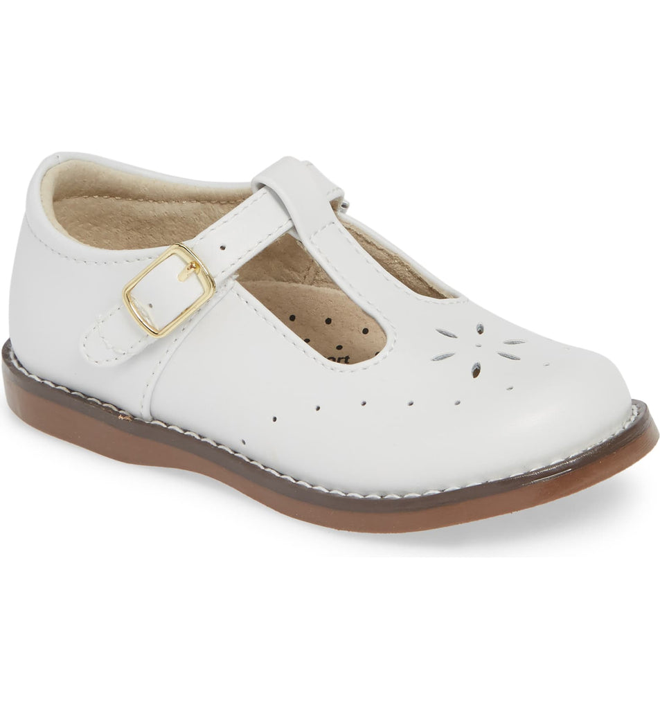 Sherry Mary Jane FOOTMATES White