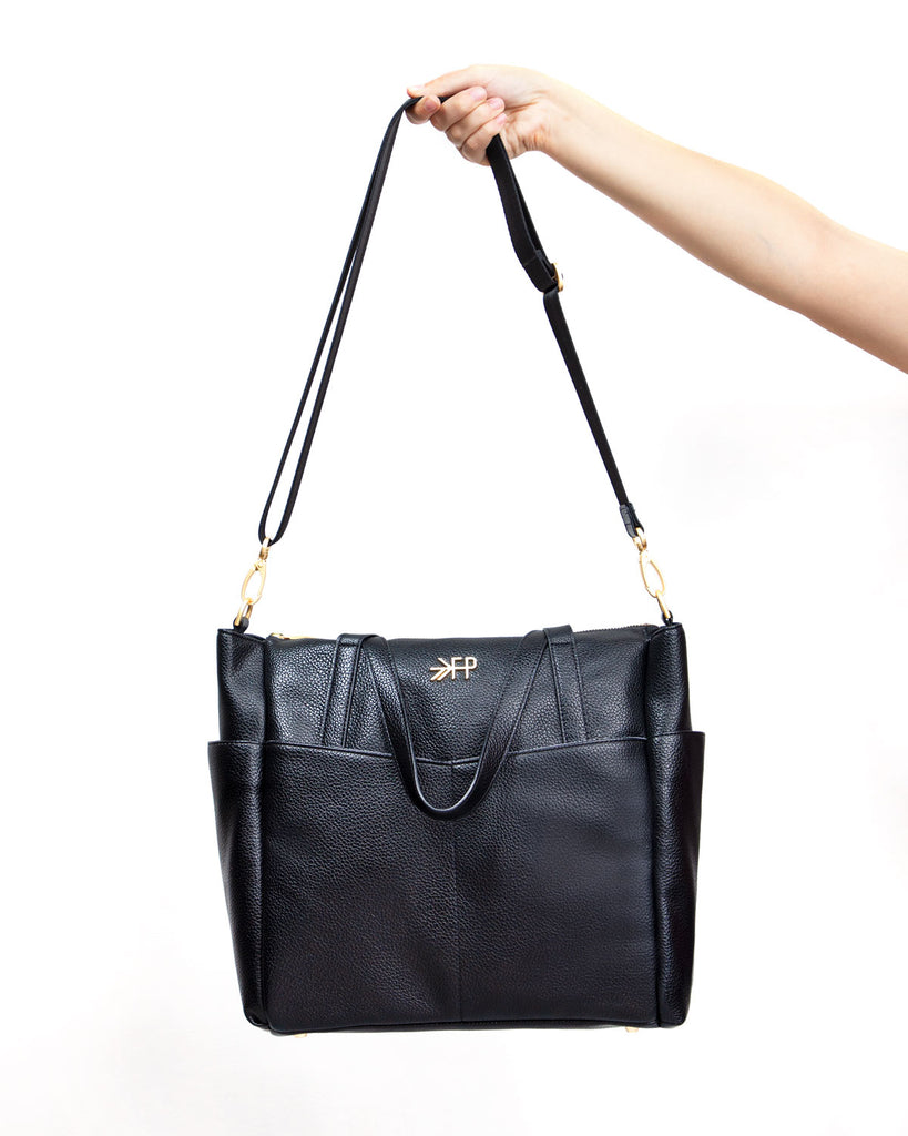 Ebony carryall