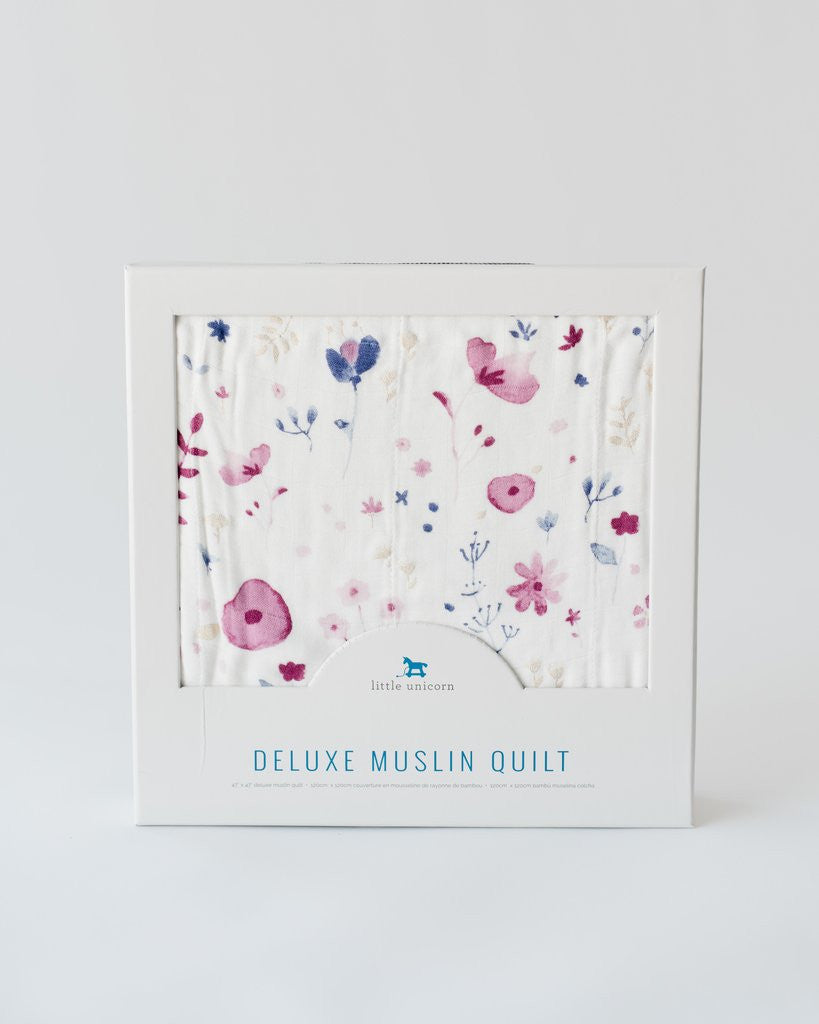 DELUXE MUSLIN QUILT (many styles)