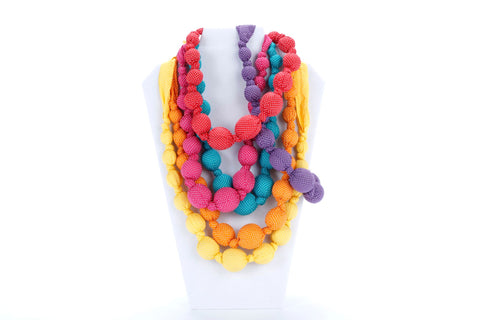 Sprinkles colorful neckless